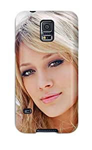 New Galaxy S5 Case Cover Casing(hilary Duff)