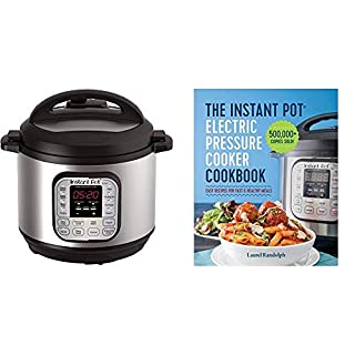 Instant Pot Duo 7-in-1 Multi-Use Programmable Pressure Cooker (8 Quart) and Fast & Healthy Meals Cookbook (B07KR48C1V) | Amazon price tracker / tracking, Amazon price history charts, Amazon price watches, Amazon price drop alerts