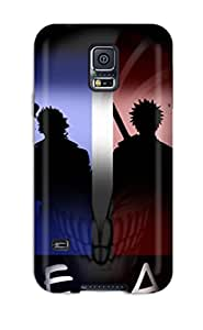 Galaxy S5 Case, Premium Protective Case With Awesome Look - Bleach Mixer Deviantart