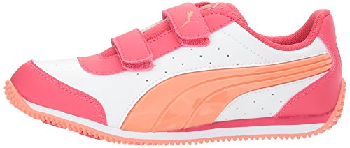 Pictures of PUMA Kids' Speed Lightup Power Velcro Sneaker 9.5 M US 5