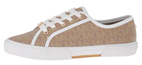Michael Kors Girl's IMA Boerum Fashion Sneaker Camel - Children Kors Michael