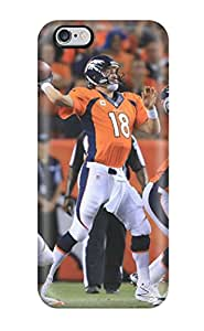 CaseyKBrown Scratch-free Phone Case For Iphone 6 Plus- Retail Packaging - Denverroncos