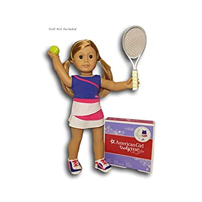 American Girl - Tennis Ace Outfit for Dolls for Dolls - Truly Me 2016: Toys & Games