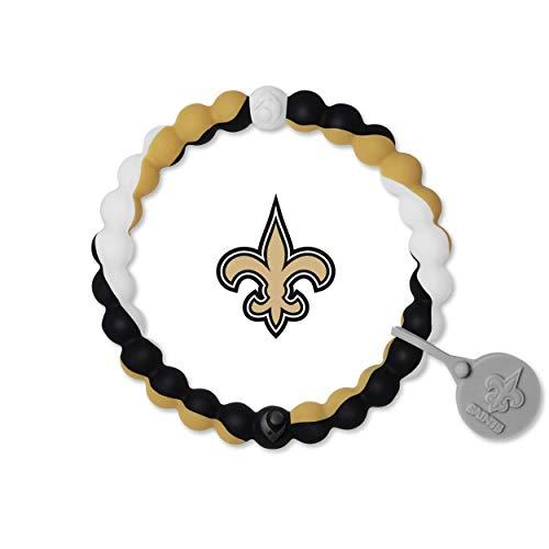 NFL Collection Bracelet, New Orleans Saints, Size Large ()