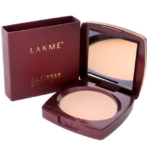 Lakme Radiancecompact Natural Pearl Foundation 9gm by DODO STORE (Cream Foundation Natural)