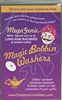 LaPierre Mega Magic Bobbin Washers ~ Mega Magic Bobbin Genies ~Size M Bobbin ...