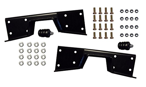2001 - 2006 Chevrolet Silverado 1500 / GMC Sierra 1500 C-Notch Kit (For use with Rear Flip (C-notch Kit)