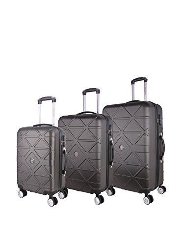 Compagnie du bagage , Sac à main pour femme gris gris foncé