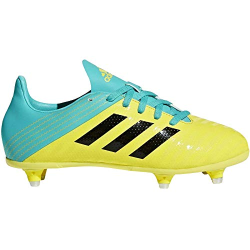 adidas Performance Boys Malice Juniors Soft Ground Rugby Boots - 12K Yellow
