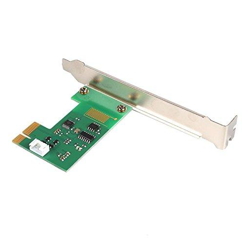 Phoneix 20M PCI-E Desktop Remote Control Wireless Restart Switch Turn On OFF PC by Phoneix