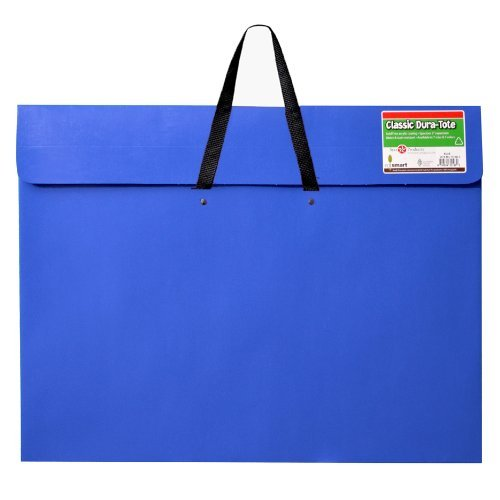 Star Products Classic Dura-Tote Artist Portfolio, 14 by 20-Inch, Blue by Star Products (Star Products Dura Tote)