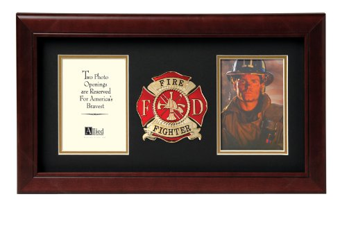 fireman picture frame - 7