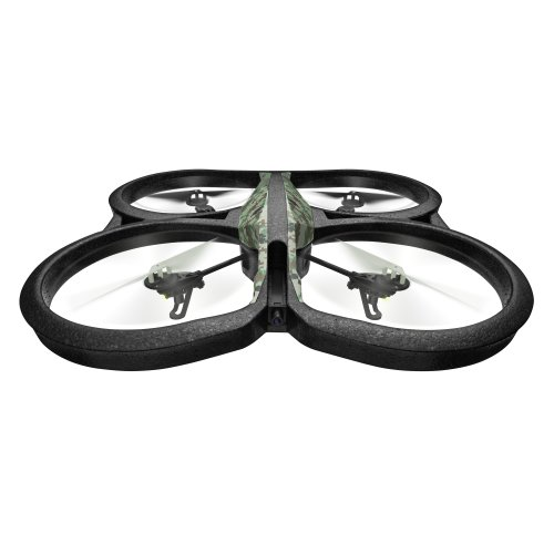 [Japanese regular Edition] Drone Parrot ar. Drone 2.0 Elite Edition Jungle auto stable hoverlingkvatedcopter 30 fpsHD camera jungle style PF721932T