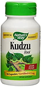 Nature's Way Kudzu, 50 Capsule