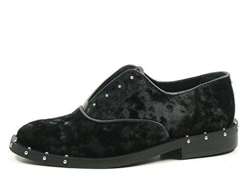 Bronx Bwagonx 65998-D-01 Chaussures Derby femme Schwarz QBr0iOTaiZ