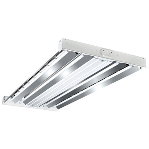 COOPER LIGHTING HBL432RT2 4' 4 Lamp T8 HBL Fixture by Cooper Lighting
