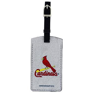 MLB St. Louis Cardinals Sparkle Bag Tag