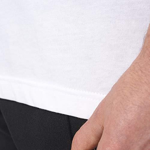 adidas Originals Men's Top's Trefoil Tee 4