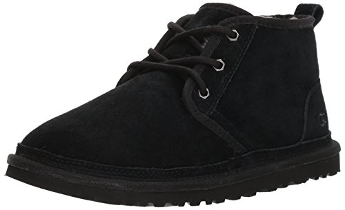 UGG Men's Neumel Chukka Boot, Black, 13 M US