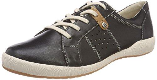 Romika Damen Cordoba 01 Sneaker Schwarz (Schwarz 100)