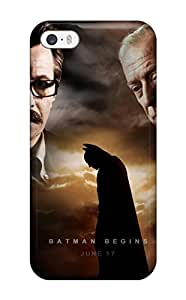 Snap-on Batman Begins () Case Cover Skin Compatible With Iphone 5/5s