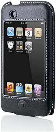 Belkin Formed Leather Case for iPod touch 1G (Black)