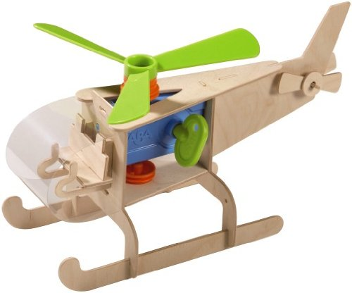 HABA Terra Kids – Helicopter Assembly Kit