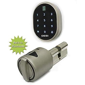 Amazon Com Igloohome Smart Mortise Lock Camera Amp Photo