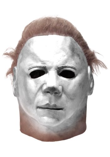 Trick Or Treat Studios Halloween II Michael Myers Mask, One (Halloween Movie Masks)