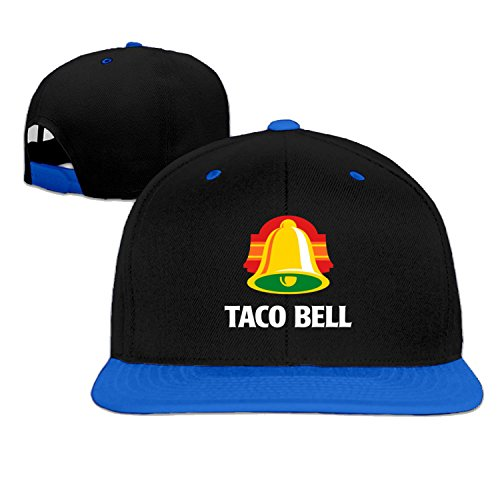 taco-bell-snapback-baseball-cap-hip-hop-cap-skyblue-5-colors