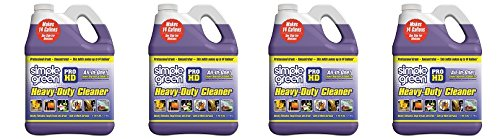 Simple Green 13421 Pro HD Heavy-Duty Cleaner, Unscented, 1 gal Bottle (Case of 4) (4-(Pack))