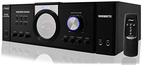 Pyle PT1100 1000 Watt Power Amplifier