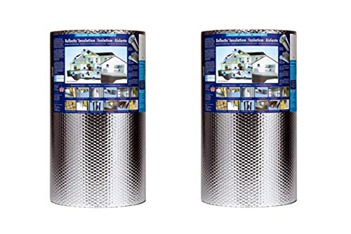 Reflectix BP24050 24-Inch-by-50-Foot Bubble Pack Insulation (Pack of 2) by Reflectix (Image #2)