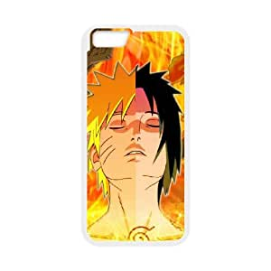 iPhone 6 4.7 Inch Cell Phone Case White Naruto HSK Hard 3D Phone Case