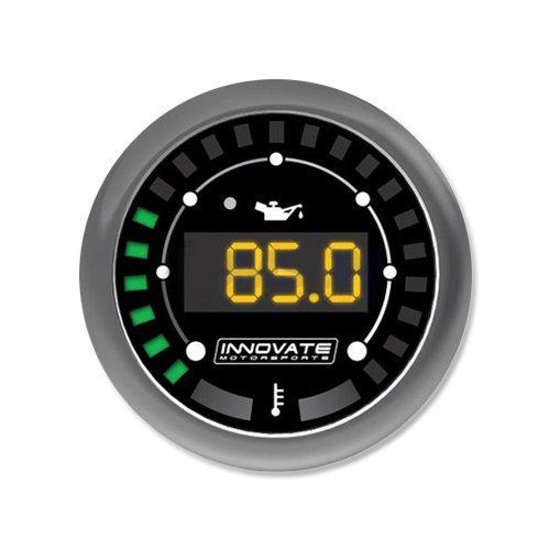 Innovate 52mm Universal Digital Oil Temperature / Pressure Gauge 0-150 PSi by Innovate Motorsports