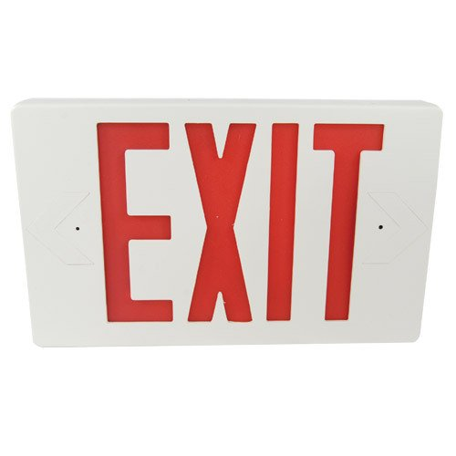 - Exit Sign Hidden Camera with Built-In DVR