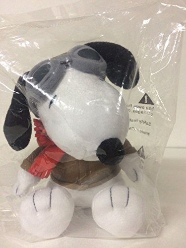 Rare - Peanuts Snoopy Flying Ace Pilot - 2015 Metlife (Snoopy Flying Ace Figure compare prices)