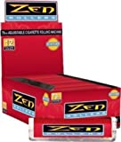 Zen Cigarette Rolling Machine Red 79MM ADJUSTABLE