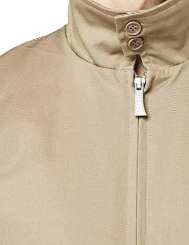 Uomo Beige Harrington Harrington Giacca Giacca Da Ow8xFZq