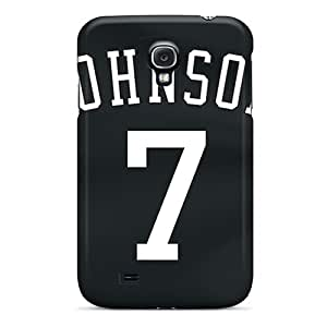 Cute High Quality Galaxy S4 Player Jerseys Case