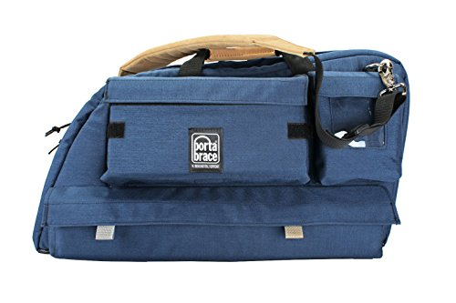 Portabrace ctc-1 Traveling Carrying Case for Sony EX3 Camcorder (Blue) by PortaBrace