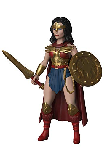 Funko DC Primal Age - Wonder Woman Collectible Figure, Multicolor