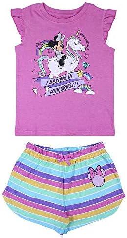 Cerdá - Pijama de Minnie Mouse - Camiseta + Pantalon de ...