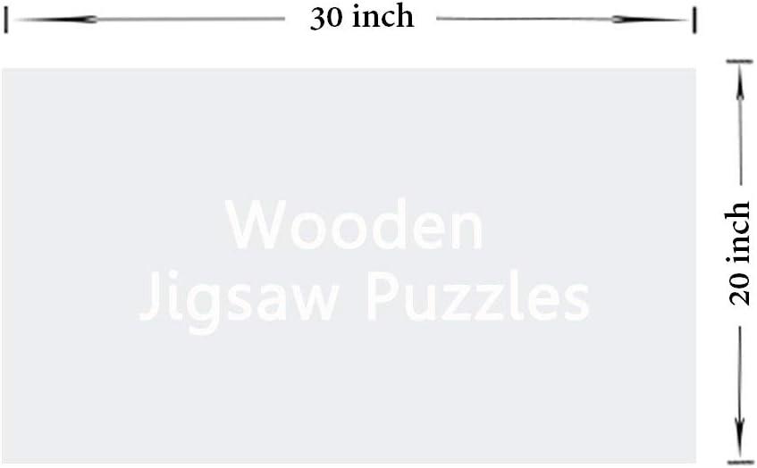 SUPERPOWER/® Abstrakte 1000 St/ück Erinnerung an Mauve Landschaft /Ölgem/älde von Vincent Van Gogh Erwachsene Spiele Unterhaltung Spielzeug Holz Puzzles f/ür Zuhause Foto Rahmen Wand Dekoration