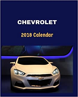Amazon In Buy Chevrolet Calendar 2018 2018 Monthly Calendar With