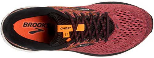 Black de Chaussures 677 Running Orange Homme Brooks Ghost Red 11 Rouge wqSA118ntE