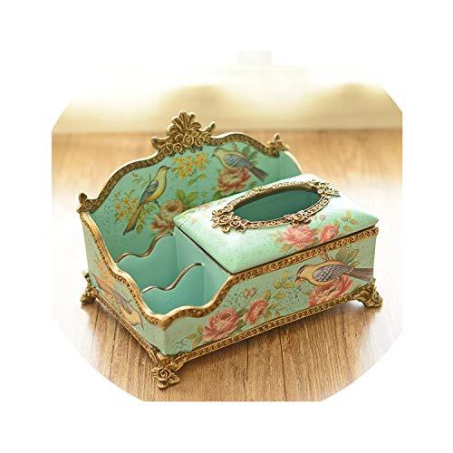 Pour Mouchoir En Papier Toilet Paper Roll Tuvalet Kagit Tutucu Room Accessories Cover Servilletero Napkin Holder Tissue Box,Model I ()