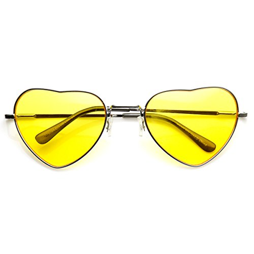 zeroUV Womens Adorable Tinted Sunglasses