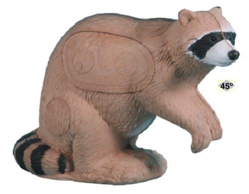 Rinehart Targets 513 Raccoon Self Healing Varmint Archery Hunting ()