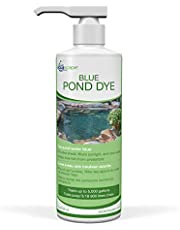 Aquascape 98882 Blue Pond Water Tint for Pond and Water Features, 8-Ounce